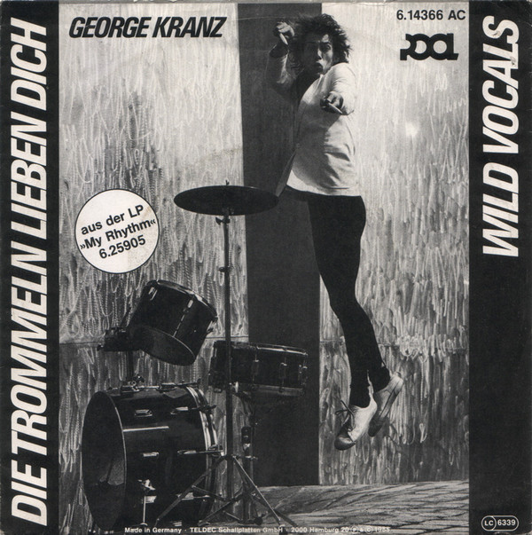 georgekranz die trommeln single