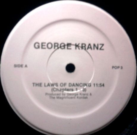 georgekranz laws of dancing single
